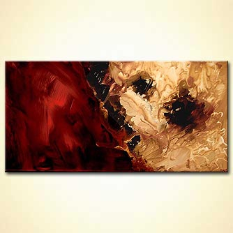 modern abstract art - Life on Mars