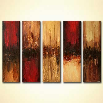 modern abstract art - Elegance