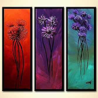 Floral painting - Blossom