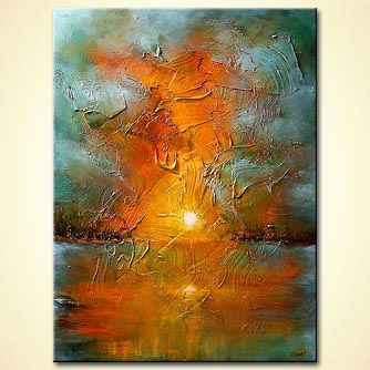 modern abstract art - Clearance