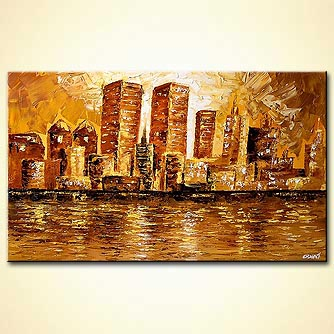 canvas print - New-york