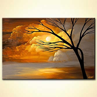 canvas print - Creation