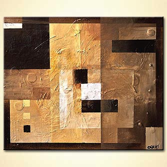 Giclee print - Back to Square One
