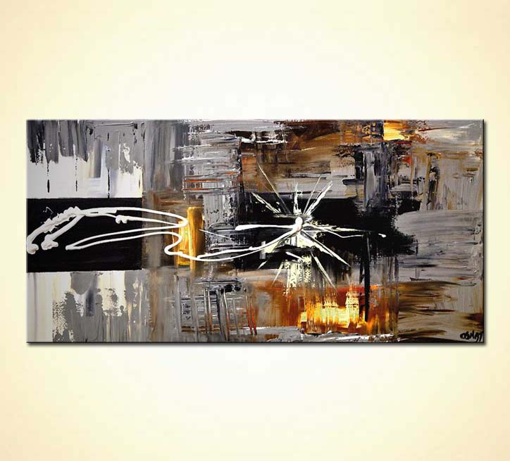 Painting Modern Abstract Wall Painting 6143