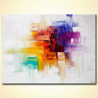 canvas print - Inside My Mind