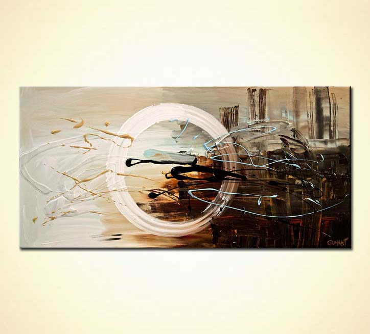 Painting original contemporary modern textured abstract painting 6751