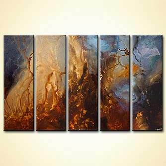 canvas print - Looking Over Epsilon v