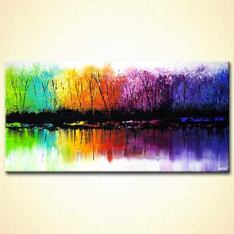 Giclee print - Change of Seasons