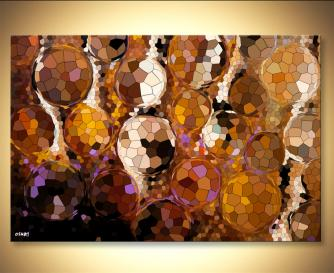 modern office wall decor - Abstract 94