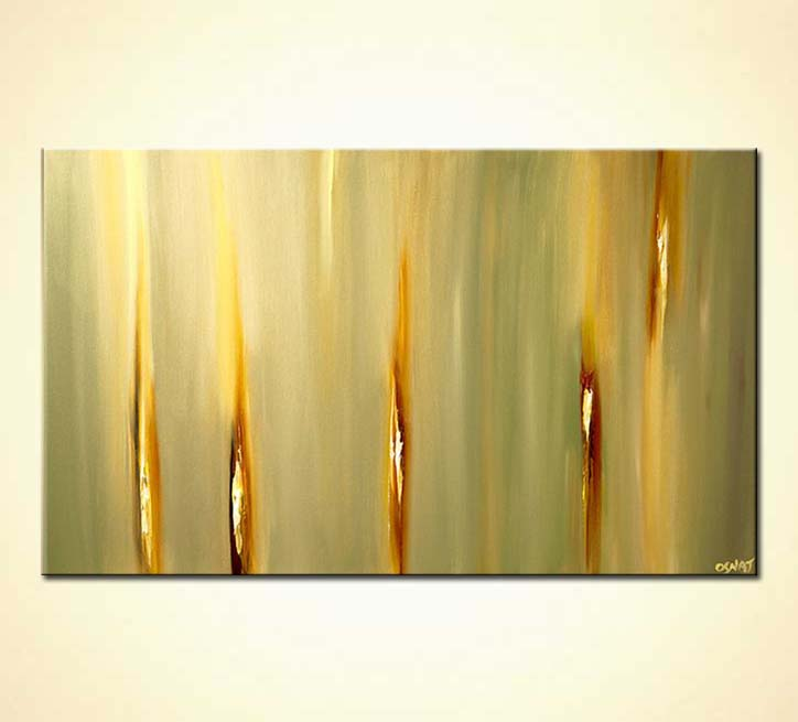 modern abstract art - Eternal Lights