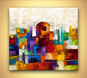 canvas print - Beit Hamikdash