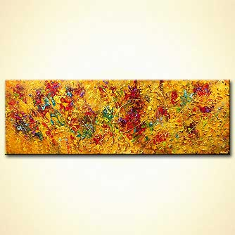 canvas print - Flourish