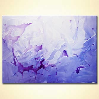 canvas print - Ocean Deep