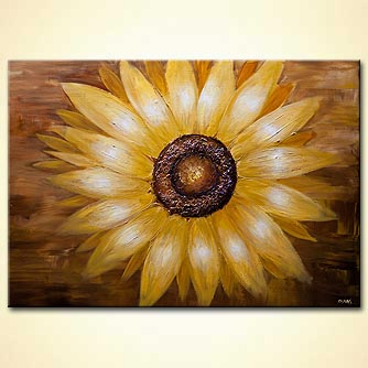 canvas print - Sunflower