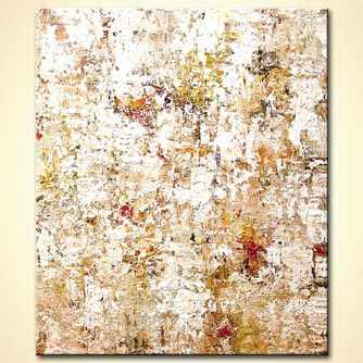 canvas print - White Page