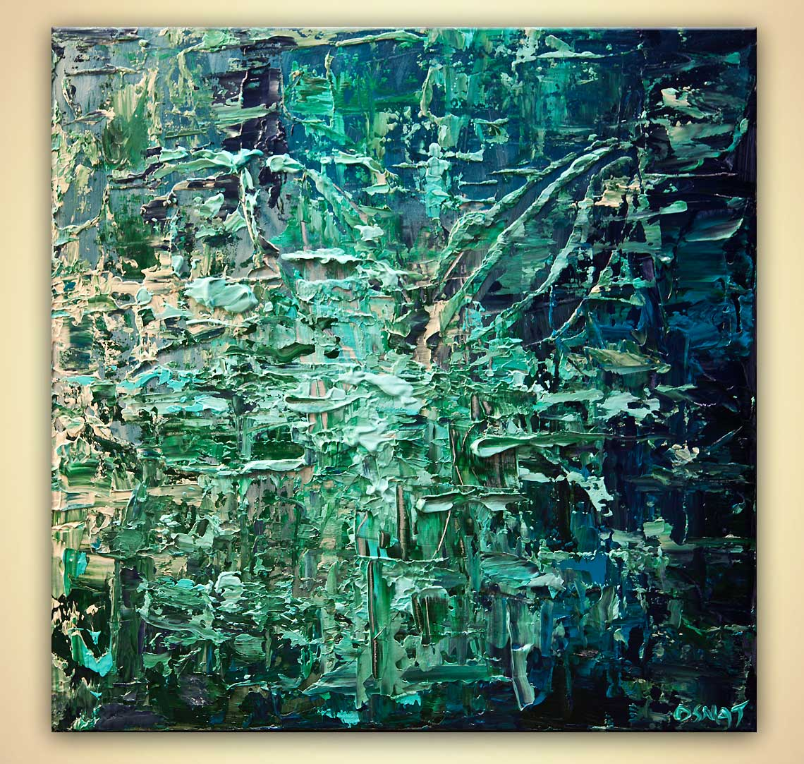 modern abstract art - The Muse