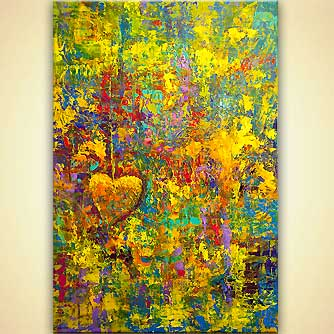 Giclee print - Heart Wish
