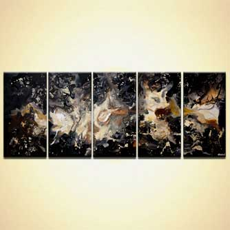 canvas print - Starry Night