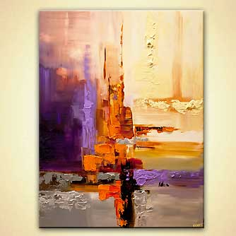 canvas print - Orange Theory