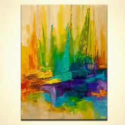 Abstract Art and Modern Abstract Paintings for Sale