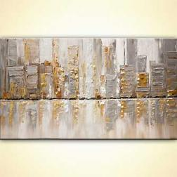 cityscape paintings