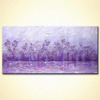 Forest painting - Swan River