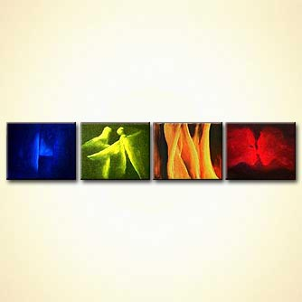 modern abstract art - Feelings