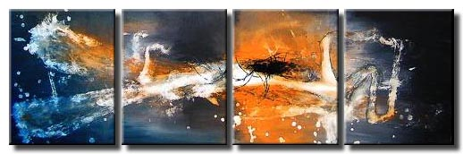 wall decor multi panel art