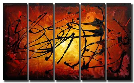 Abstract And Modern Paintings Osnat Fine Art