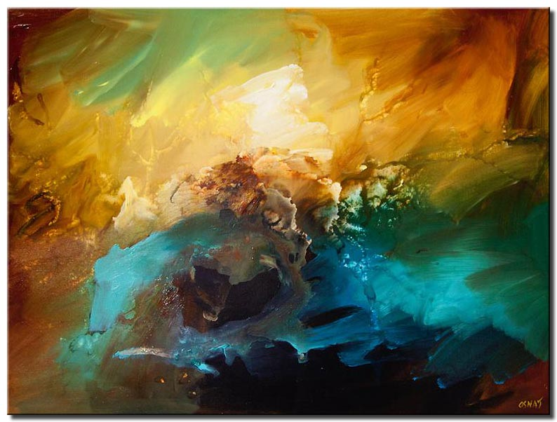 contemporary abstract art modern painting