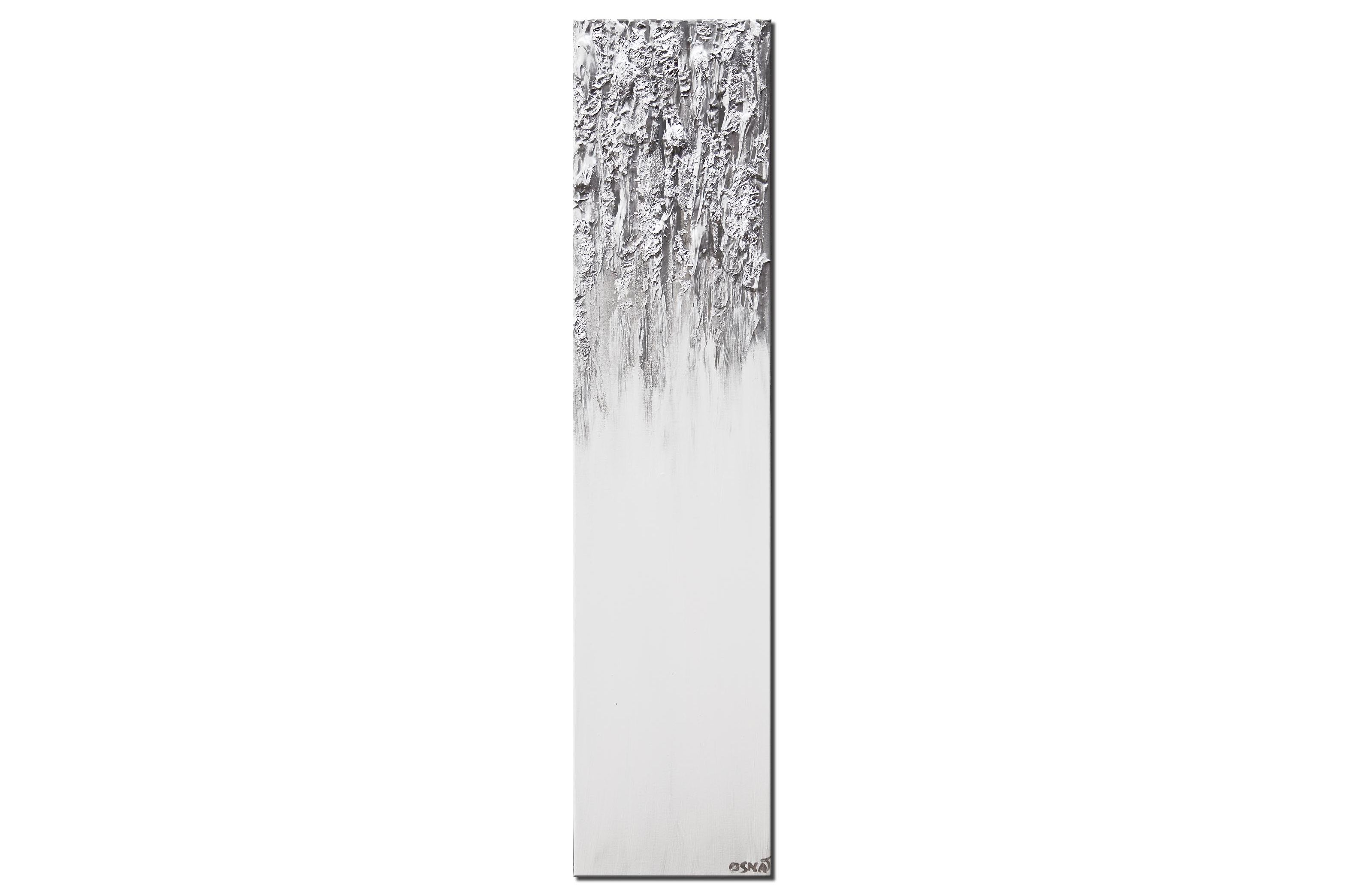 white silver decorative wall art