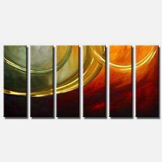 large canvas wall decor