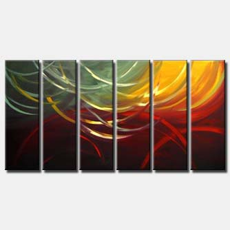 large original decor art
