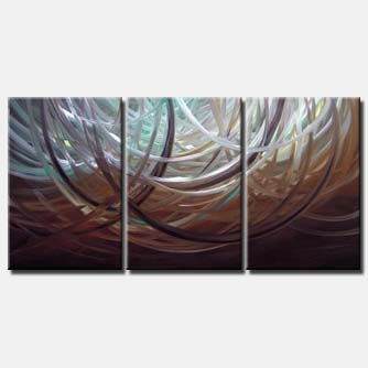 triptych canvas home decor