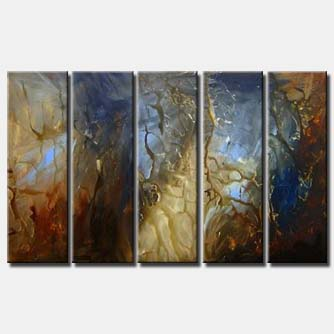 multi panel wall decor
