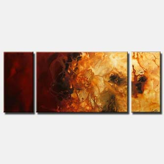 triptych canvas art