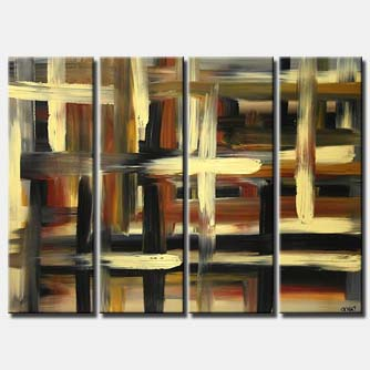 multi panel modern painting home decor