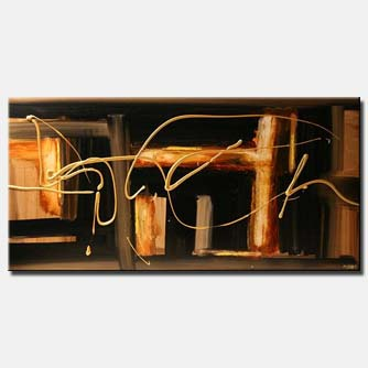 wall decor painting abstract home decor