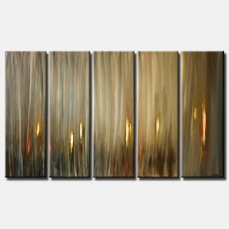 the light bearer multi panel vertical decor
