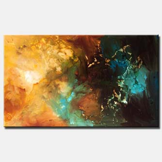 original abstract art contemporary modern painting