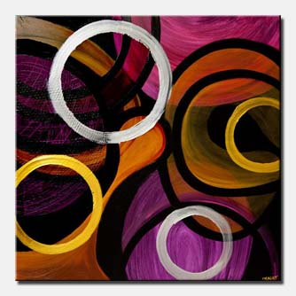 original abstract art modern painting
