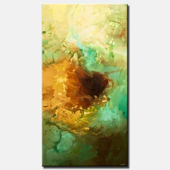 big abstract art modern abstract painting