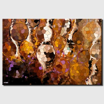 canvas print of Digital Art Giclee Print
